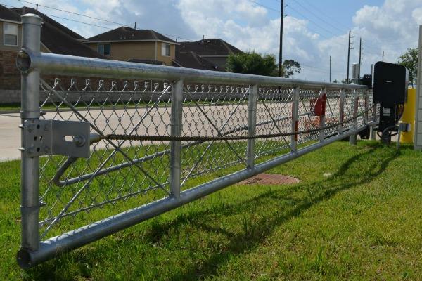 Houston gate operators electronic access quality work