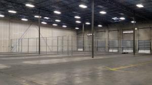Indoor Industrial Chain Link Fence